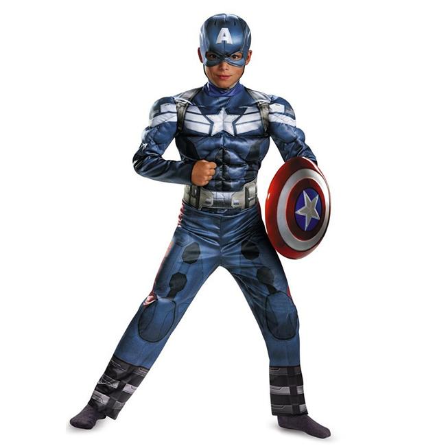 תחפושת קפטיין אמריקה