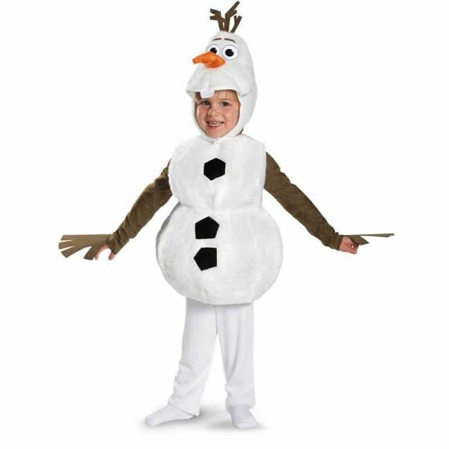 תחפושת איש שלג